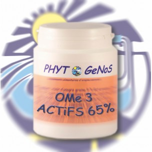 OMe 3 Actifs 65%